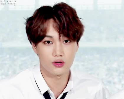 Watch and share Celebs GIFs and Exo GIFs by 이상형월드컵-supercup on Gfycat