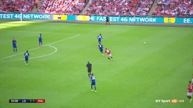 Watch and share 02 Ibrahimovic (1) (Community Shield) GIFs by mu_2016_17 on Gfycat