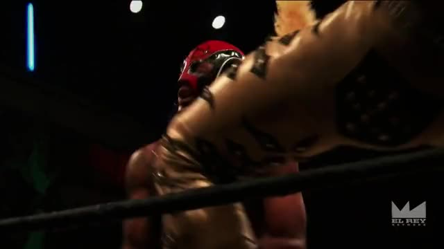 Watch and share Lucha Underground S02E02 GIFs on Gfycat