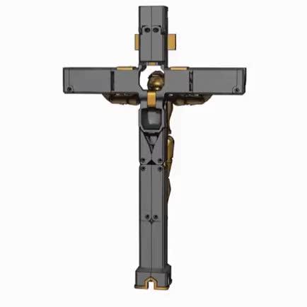 Watch and share Optimus Christ, Savior Of The World GIFs on Gfycat