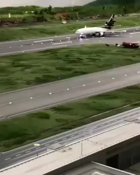 special effects, take off, runway, Special effects runway setup GIFs