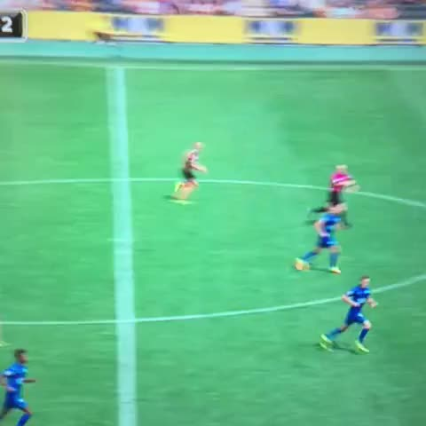 Watch and share Mike Dean With A Sensational Advantage Signal GIFs by ryzu on Gfycat