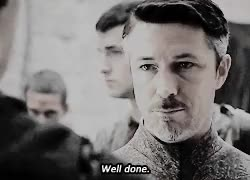 Watch and share Petyr Baelish GIFs and Littlefinger GIFs on Gfycat
