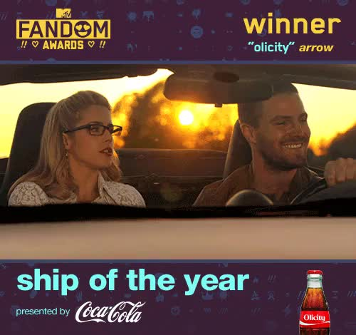 Watch congratulations to arrow's massively dedicated fans for maki GIF on Gfycat. Discover more arrow, fandom awards, felicity smoak, mtv, olicity, olicity shippers club, olicitysquee, oliver queen, oliver x felicity, shipoftheyear GIFs on Gfycat
