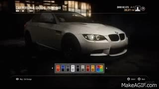 Watch and share Need For Speed: Rivals - Customize Car | Tuning [HD] GIFs on Gfycat