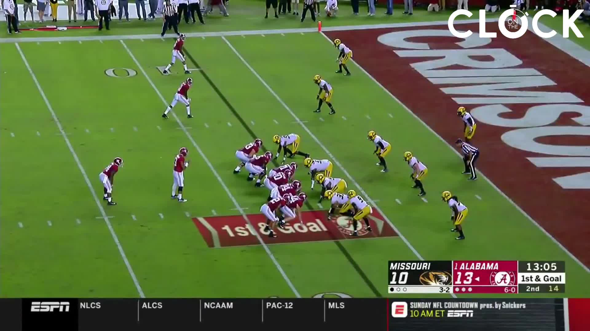 Joao Marcelo Thalhofer, Music, football, Alabama OL vs Missouri 2018 GIFs