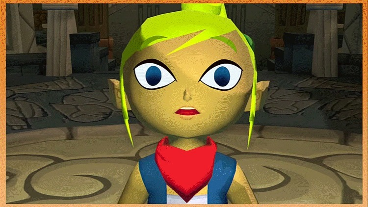 gamegrumps, [Windwaker #36] You see, Tetra, when a mommy and a daddy love eachother very much... (reddit) GIFs