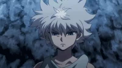 Watch and share Hunter X Hunter GIFs by boi.epan on Gfycat