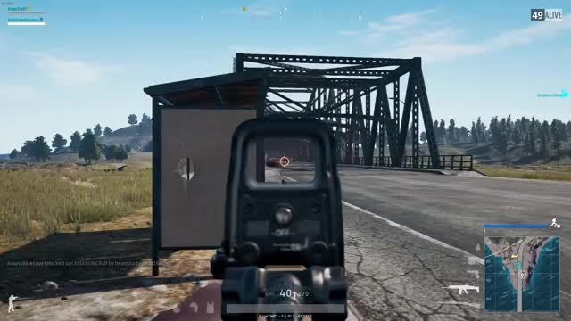 Watch I have looked into the eyes of death and survived GIF on Gfycat. Discover more GeForceGTX, PLAYERUNKNOWN'S BATTLEGROUNDS, ShareEveryWin GIFs on Gfycat