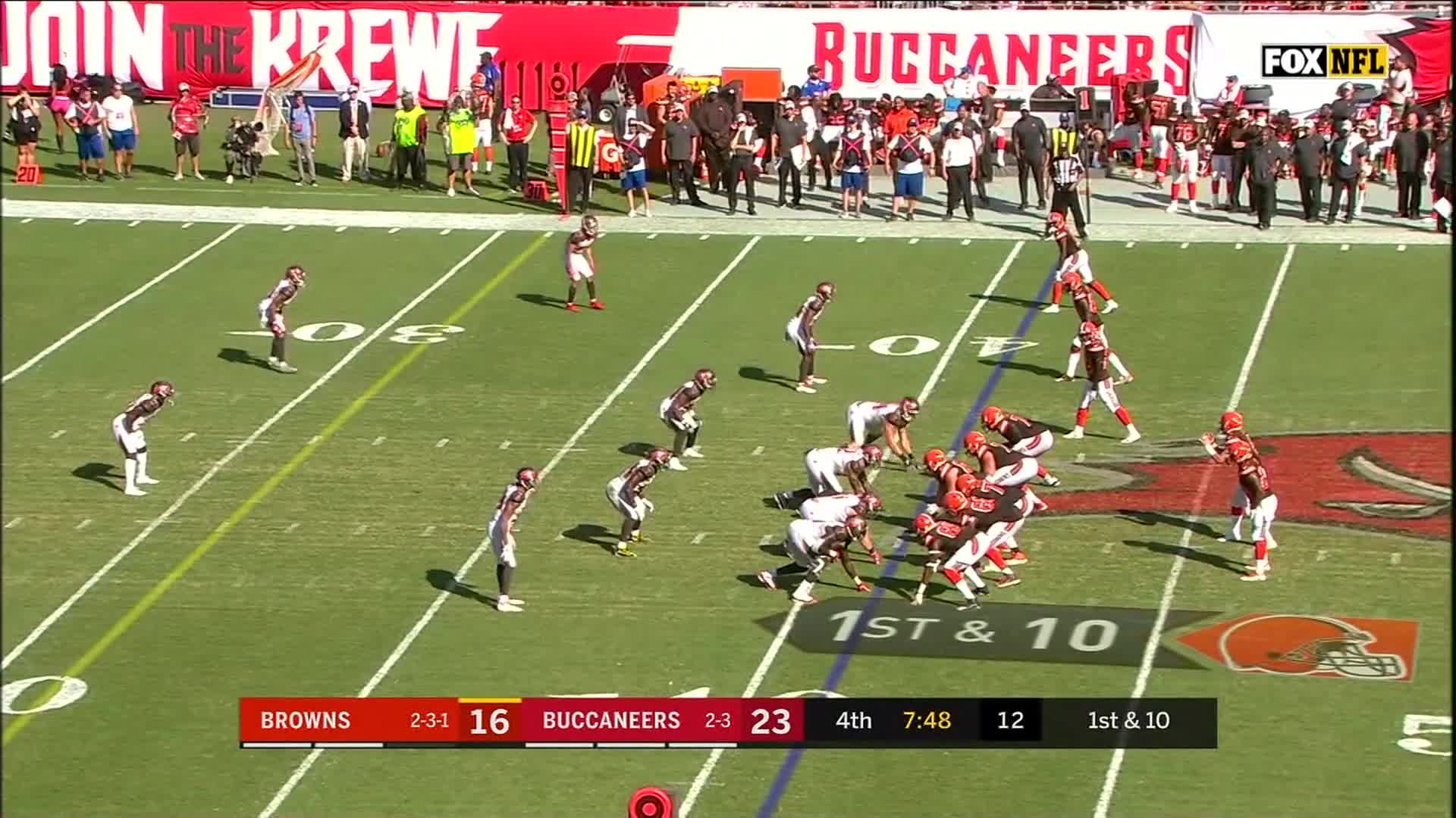 American Football, Football, NFL, afc, defense, game, highlight, highlights, nfc, offense, Browns vs. Buccaneers Week 7 Highlights | NFL 2018 GIFs