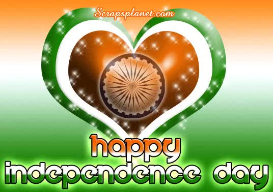 Watch and share Happy Independence Day I Love My India GIFs on Gfycat