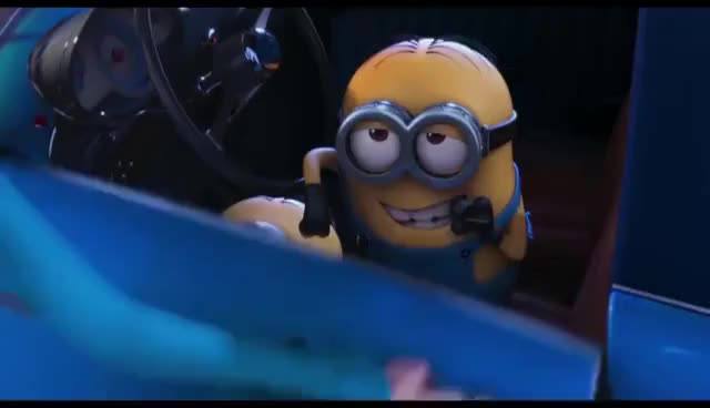 Watch Minions Car *Raw RAW* GIF on Gfycat. Discover more related GIFs on Gfycat