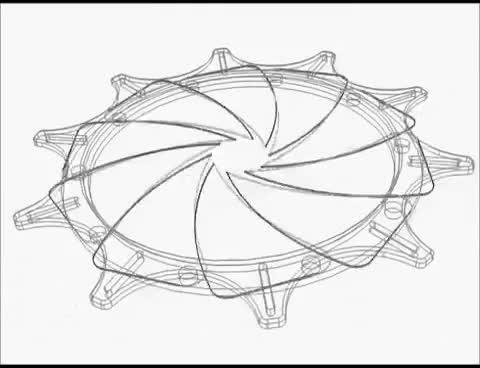 Watch and share Iris Mechanism DSV GIFs on Gfycat