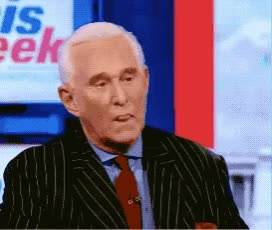 Watch and share Roger Stone GIFs and Politics GIFs by RH1234 on Gfycat