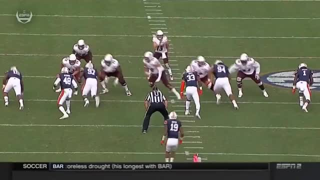 Watch and share NCAAF 2017 Week12 Louisiana Monroe At Auburn GIFs on Gfycat