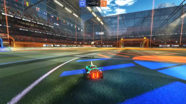 Watch and share Rocket League GIFs by dagonhite on Gfycat