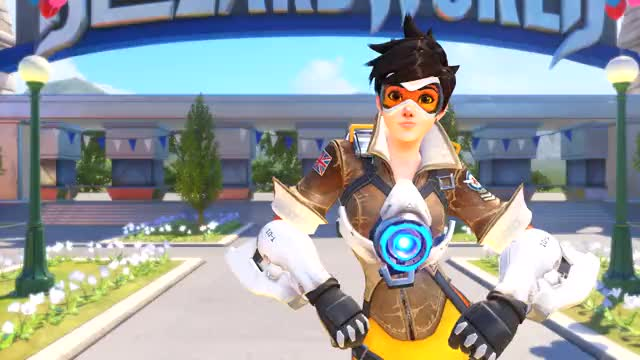 Watch and share Tracer GIFs by hdsilakka on Gfycat