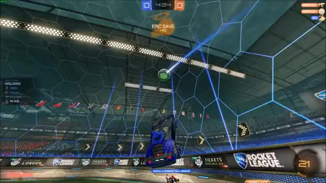 Watch Slick high speed pop goal GIF by @darknut on Gfycat. Discover more Gottagofast, Rocketleague, goal GIFs on Gfycat