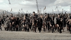 agron, andy whitfield, gtkm, mine, spartacus, spartacus war of the damned, Manners maketh man GIFs