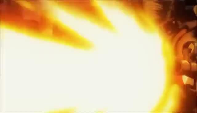 anime nazi hellsing millenium vampire wwii gas mask mp40 arm, Stop him ¡ GIFs