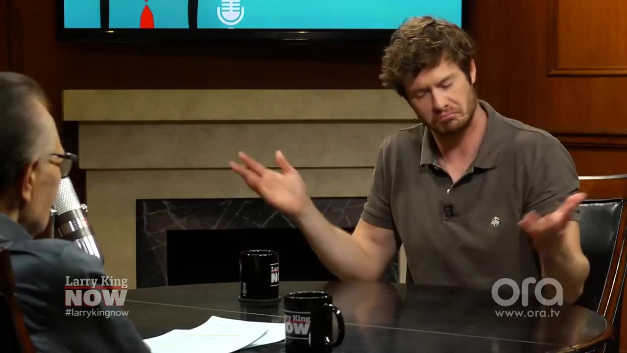 anders, andersholm, celebrity, celebs, holm, larry king, If You Only Knew: Anders Holm GIFs