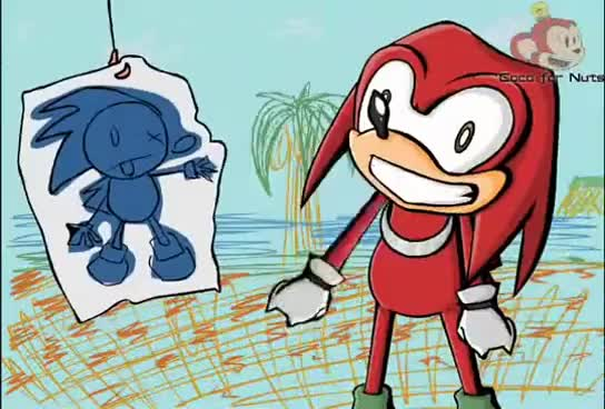Watch and share Knuckles Wins GIFs on Gfycat