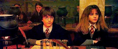 Watch and share Daniel Radcliffe GIFs and Emma Watson GIFs on Gfycat