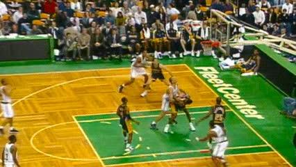 Watch and share Paul Pierce — Boston Celtics GIFs by Off-Hand on Gfycat