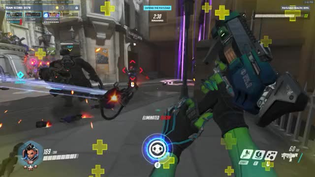 Watch Ult charging Ult? GIF by @jahdav on Gfycat. Discover more omnic crisis, overwatch, sombra GIFs on Gfycat