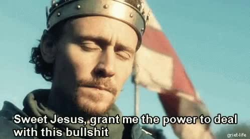 Watch sweet sweet jesus GIF on Gfycat. Discover more tom hiddleston GIFs on Gfycat