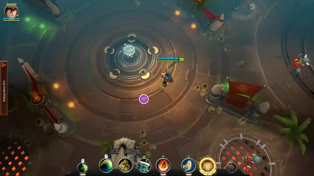 Watch and share Raigon-guide-ability-parry GIFs by zanetski on Gfycat