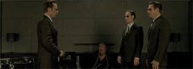 Watch and share Agent Smith GIFs on Gfycat