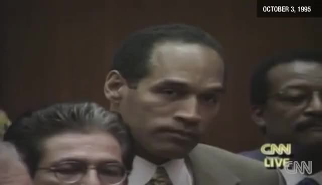 Watch and share (Raw) 1995: O.J. Simpson Verdict Is Not Guilty GIFs on Gfycat