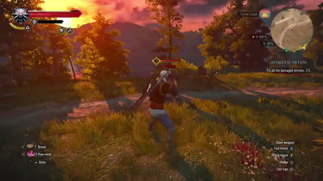 Watch this GIF by Gamer DVR (@xboxdvr) on Gfycat. Discover more NiceYeetingYou, TheWitcher3WildHunt–CompleteEdition, xbox, xbox dvr, xbox one GIFs on Gfycat