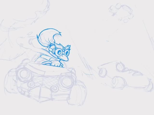 process, Intergalactic Road Warriors GIFs