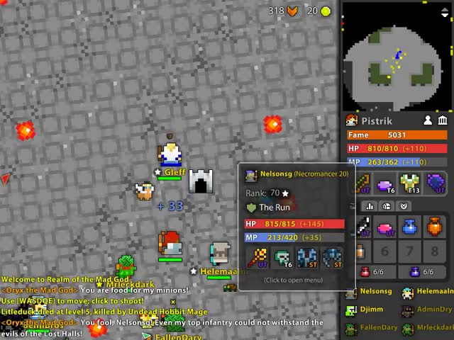 Watch and share ROTMG: Smart Player :/ GIFs by Pistrik on Gfycat