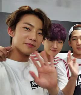 Watch and share Gongchan GIFs and Jinyoung GIFs on Gfycat