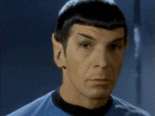 Watch and share Leonard Nimoy GIFs on Gfycat