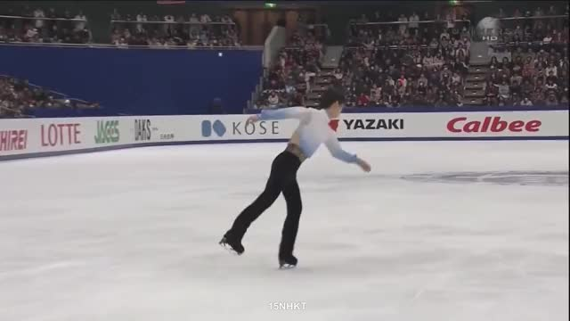 Watch and share 2015 Nhk Trophy GIFs and Short Program GIFs by Irina Niculiu on Gfycat