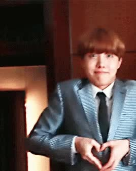 Watch Jhope Love GIF on Gfycat. Discover more related GIFs on Gfycat