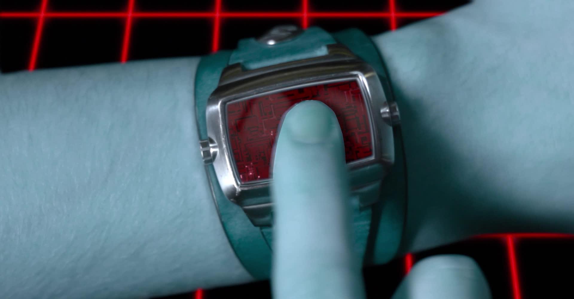Nuke, Tron, Watches GIFs