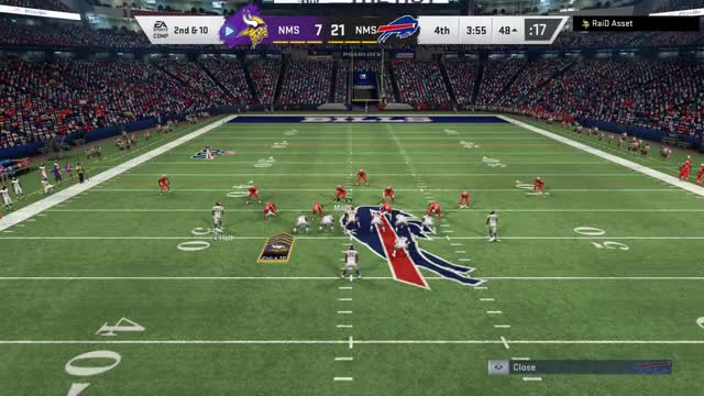 Watch and share That Scramble GIFs and Maddennfl20 GIFs by Gamer DVR on Gfycat