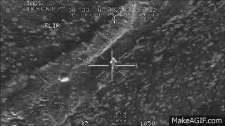 Watch and share 18+ *Warning Graphic* 2 Apache Helicopters Engage Over 20 Taliban Fighters *NEW* GIFs on Gfycat