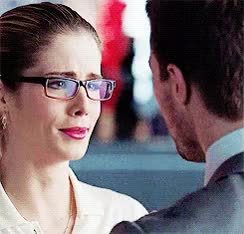 Watch and share Emily Bett Rickards GIFs on Gfycat