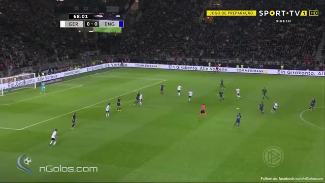 Watch and share Germany 1-0 England - Podolski 69' GIFs on Gfycat