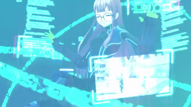 Watch and share Persona 5: Futaba Trailer | PS4 GIFs on Gfycat