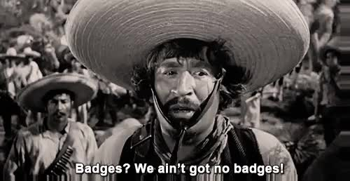 Watch and share The Treasure Of The Sierra Madre Quotes GIFs on Gfycat