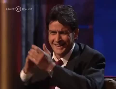 charlie sheen, Sheen GIFs