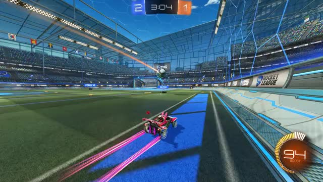 Watch and share Rocket League 2020.03.23 - 00.57.43.04.DVR GIFs by Sniper on Gfycat
