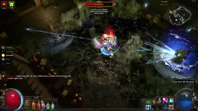 Watch and share Path Of Exile 2019-12-31 19-46-16 GIFs on Gfycat